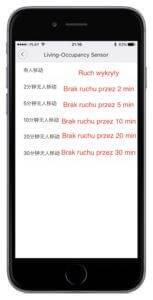 Xiaomi motion sensor