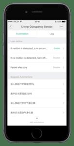 Xiaomi intelligenter menschlicher Körpersensor