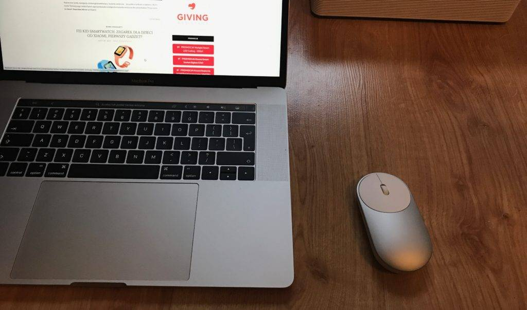 Mouse Xiaomi