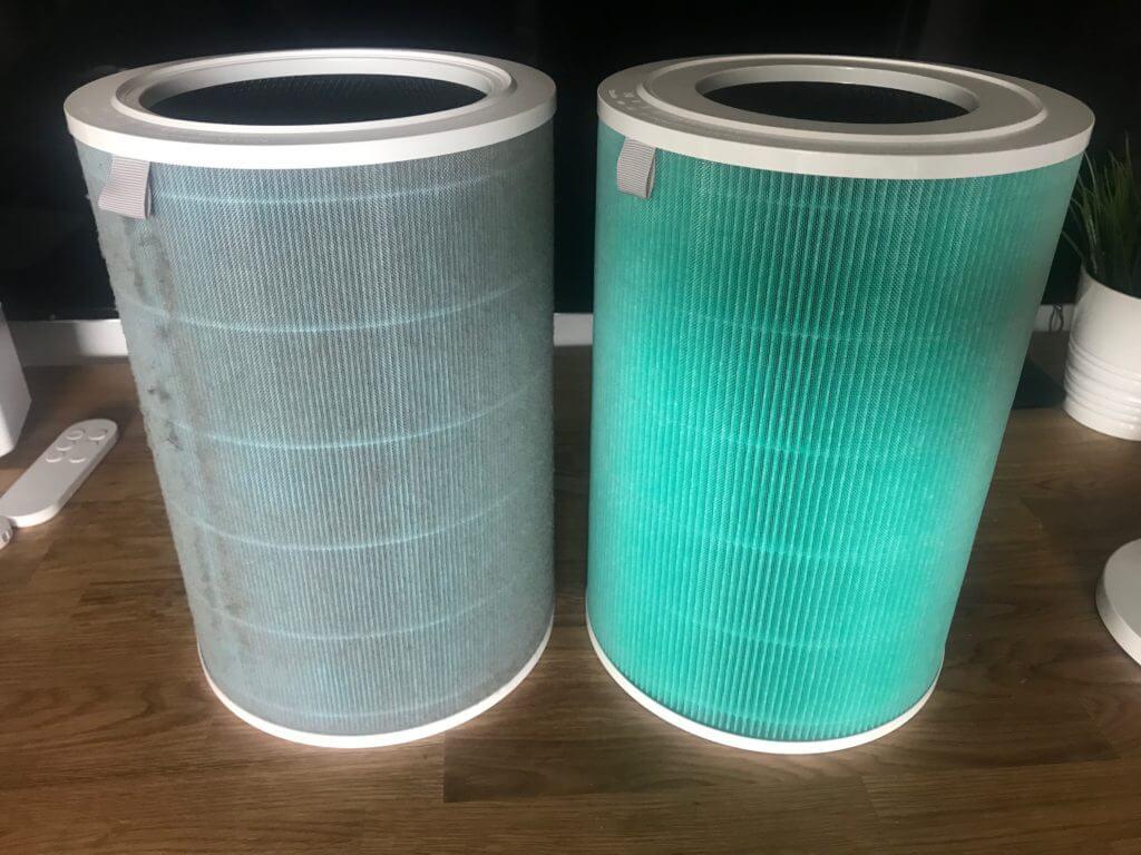 xiaomi filter green