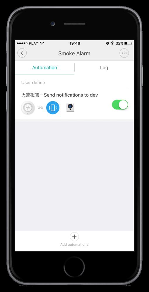 Sensor asap Xiaomi