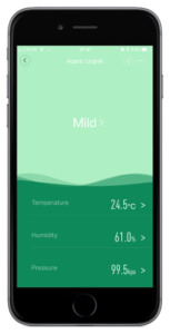 Xiaomi Aqara Temperature Humidity