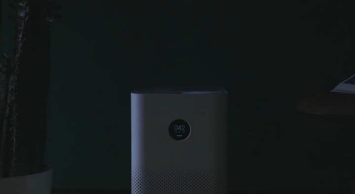 Xiaomi 2s air cleaner