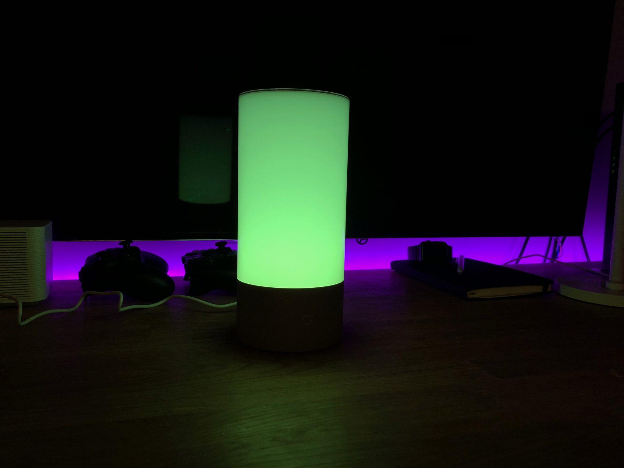 Lámpara de noche Xiaomi Yeelight