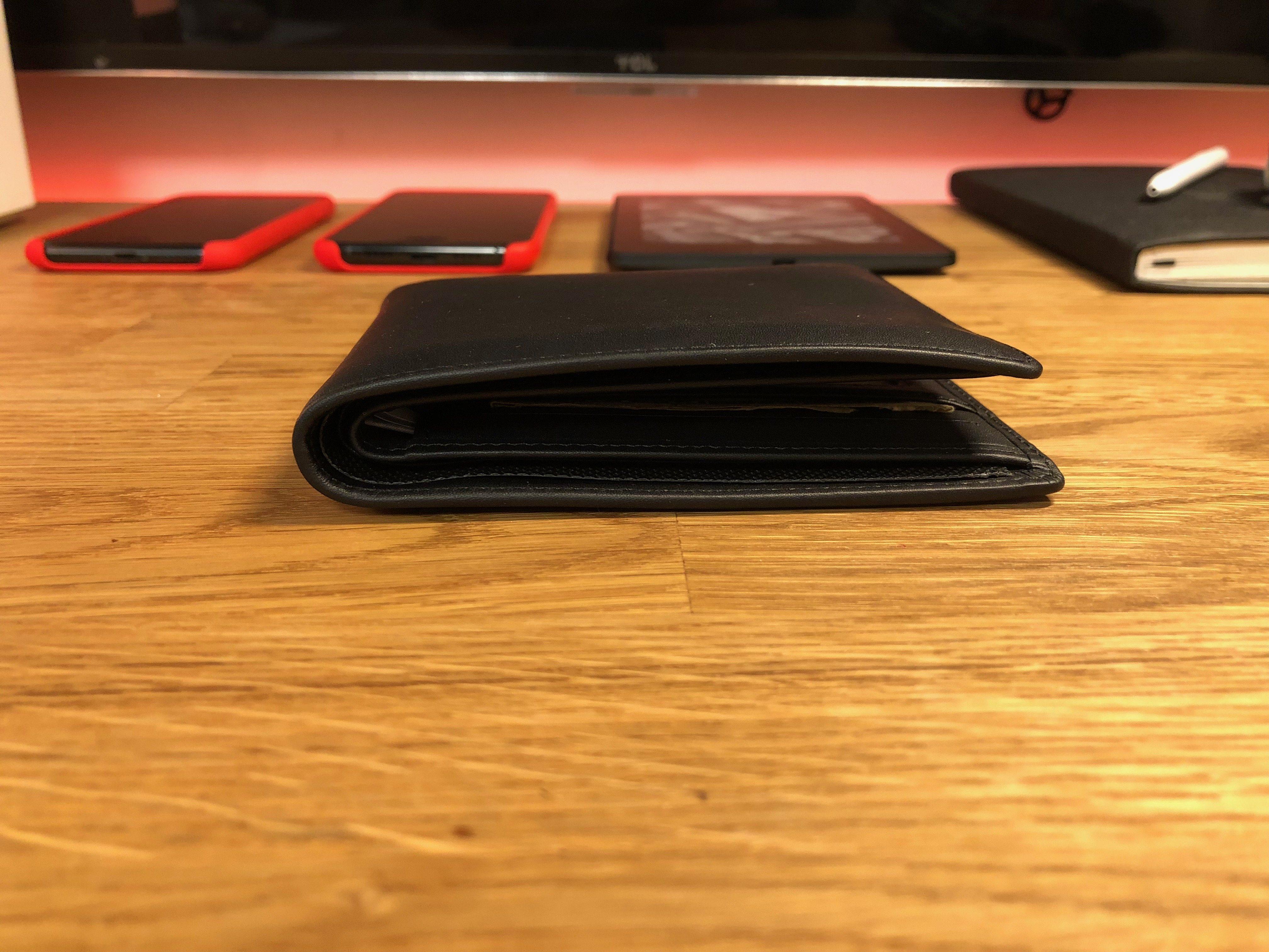 xiaomi cüzdan qara