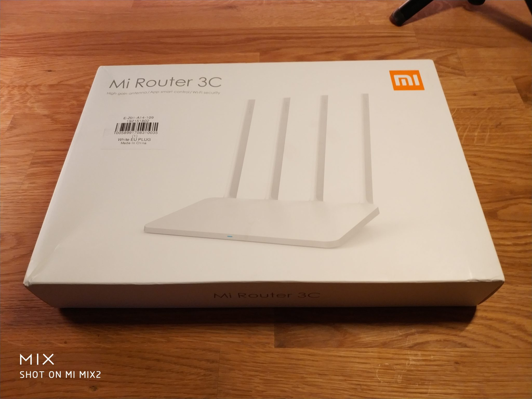 Xiaomi WiFi Router English