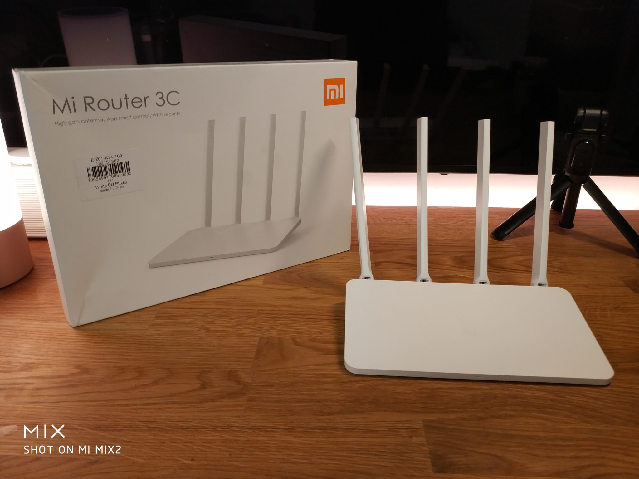 Xiaomi WiFi маршрутызатар 3C