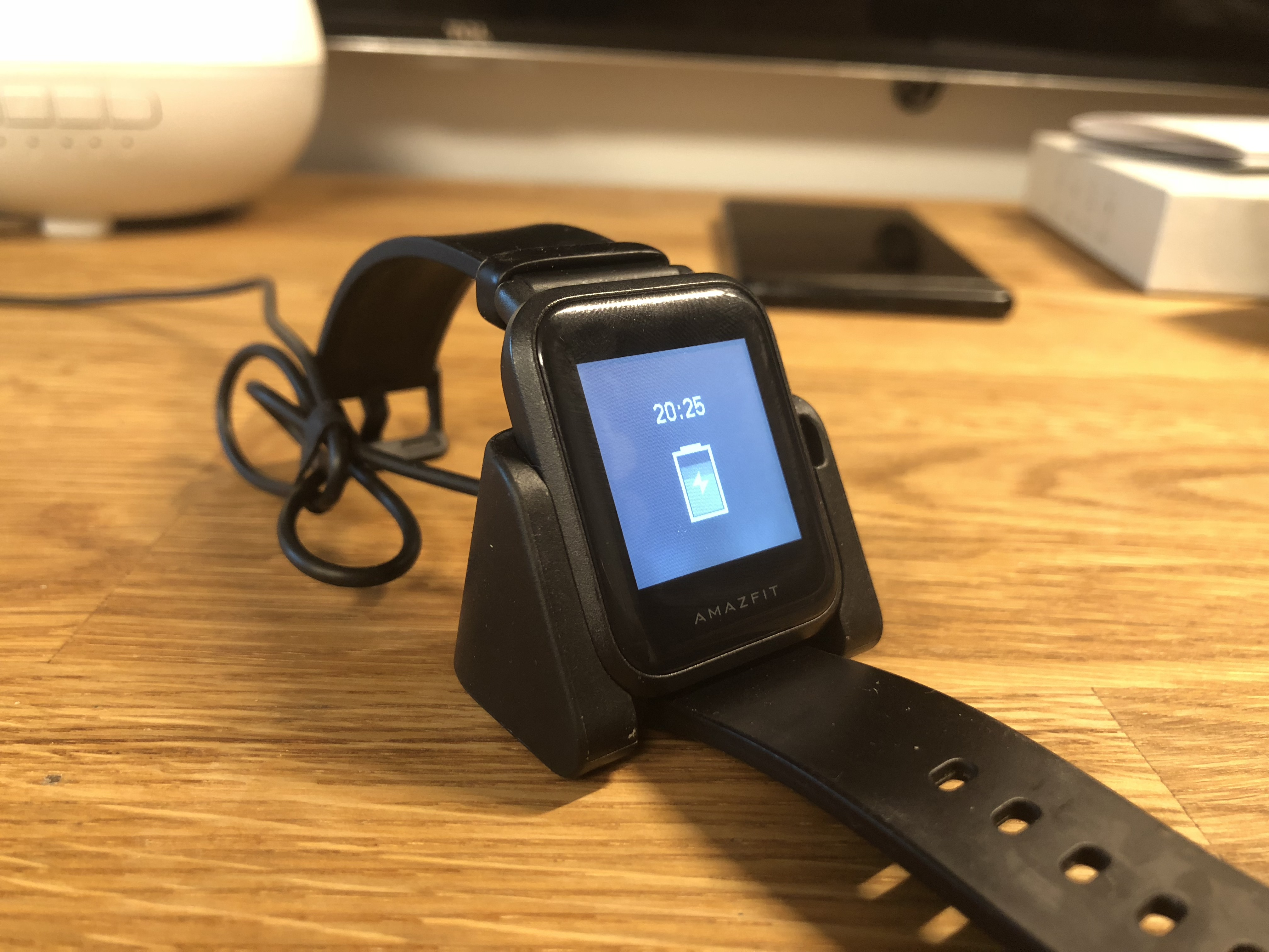 Xiaomi Huami Amazfit Bip The Best Smartwatch On Market For Me