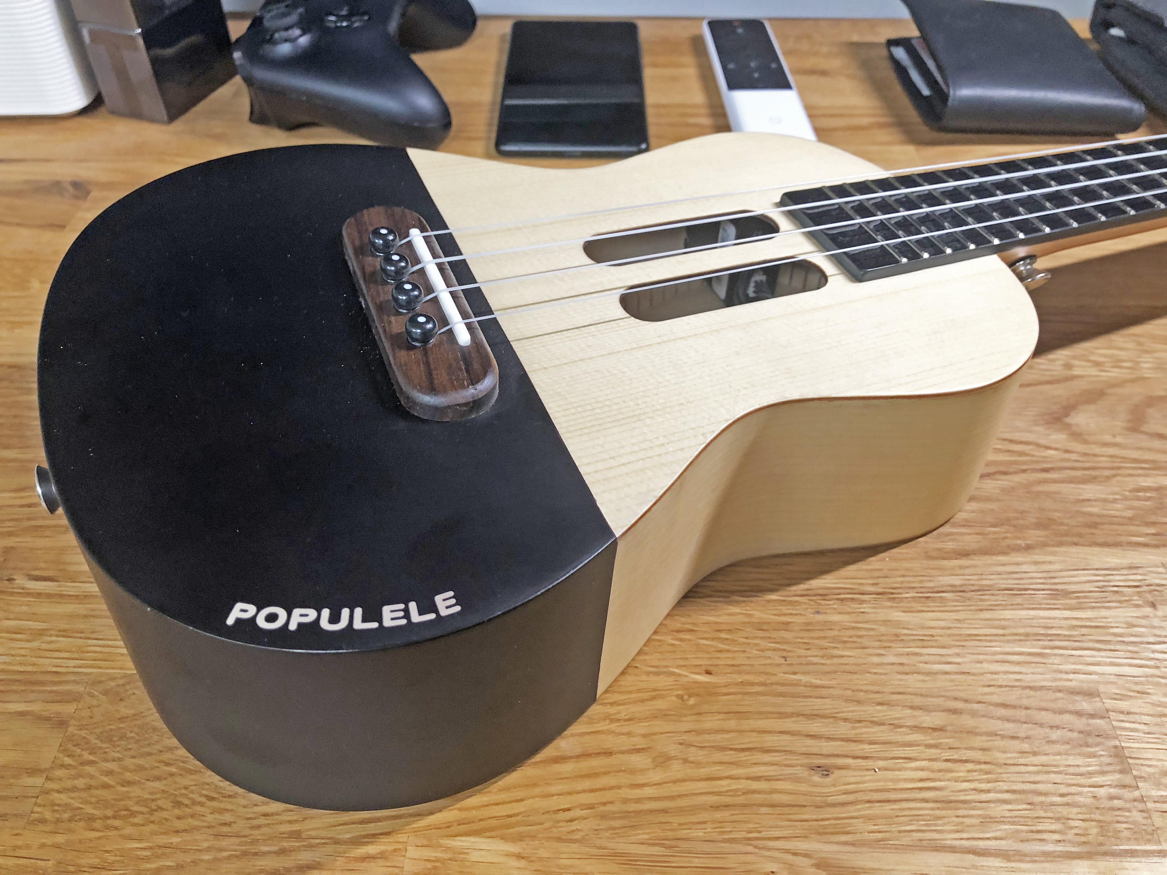 populele xiaomi ukulela