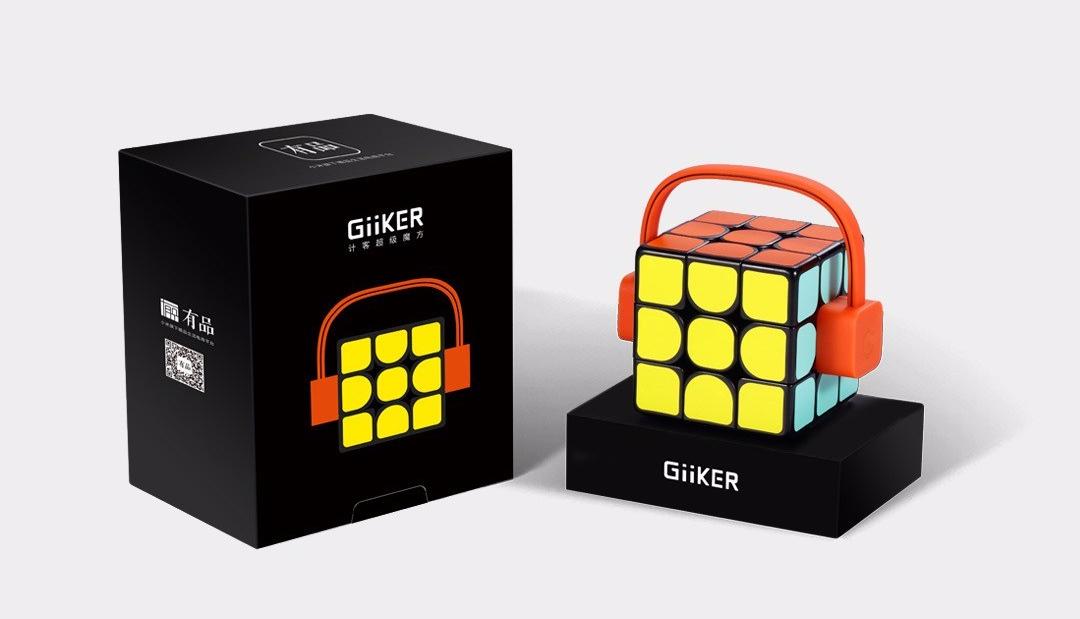 Xiaomi Miji giiker халаднаватае куб