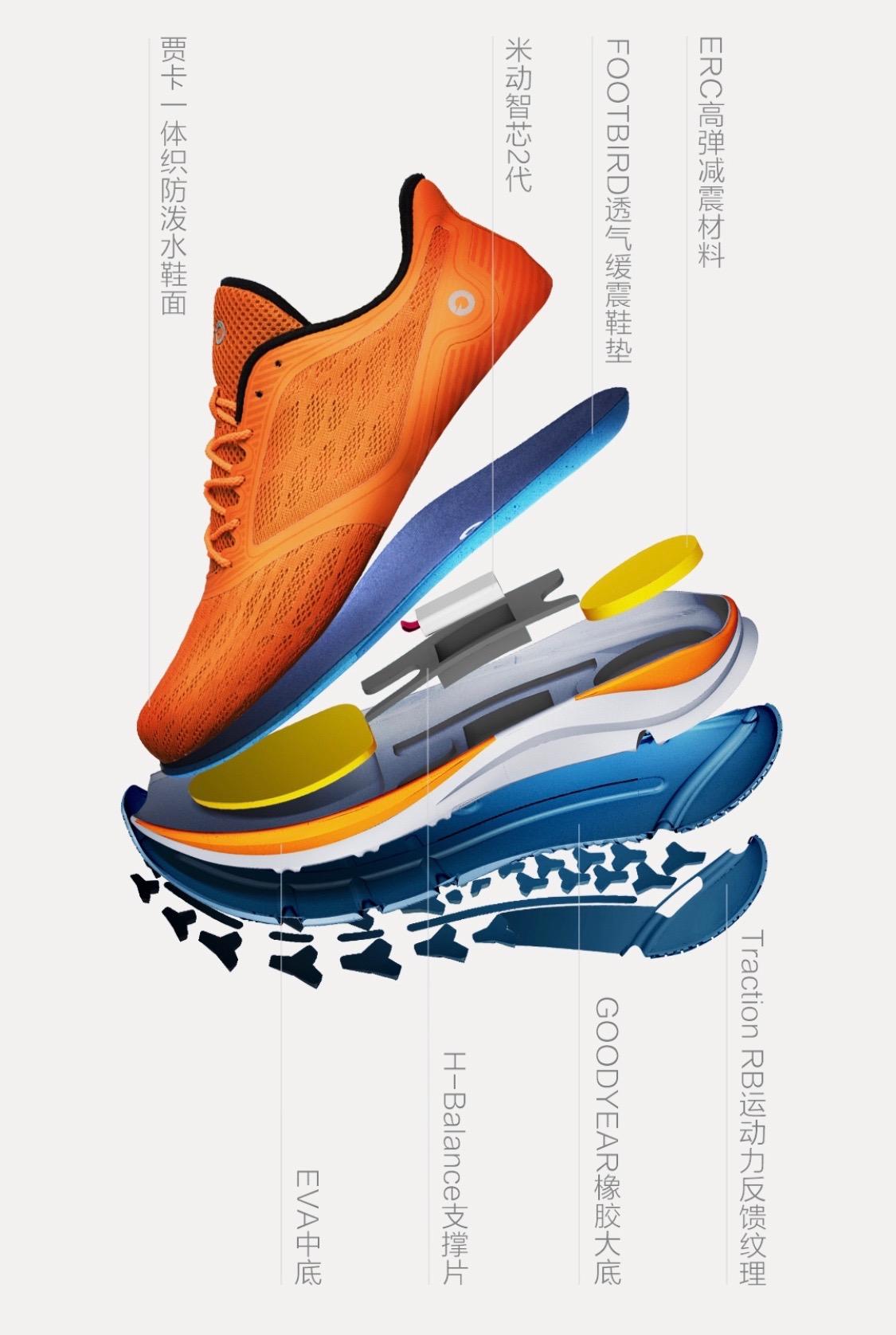 Buty do biegania Xiaomi