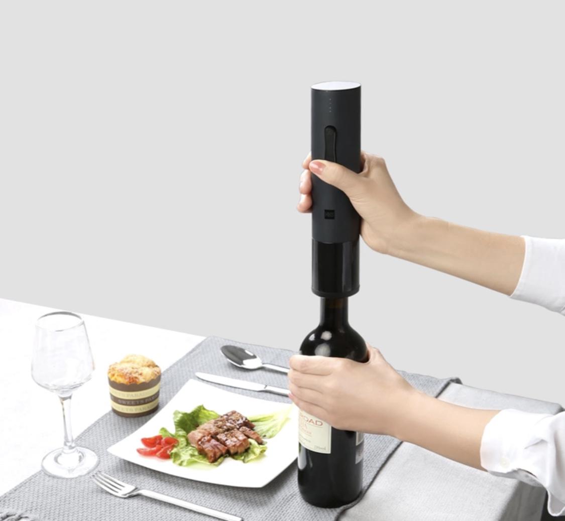 Abrelatas de vino eléctrico xiaomi