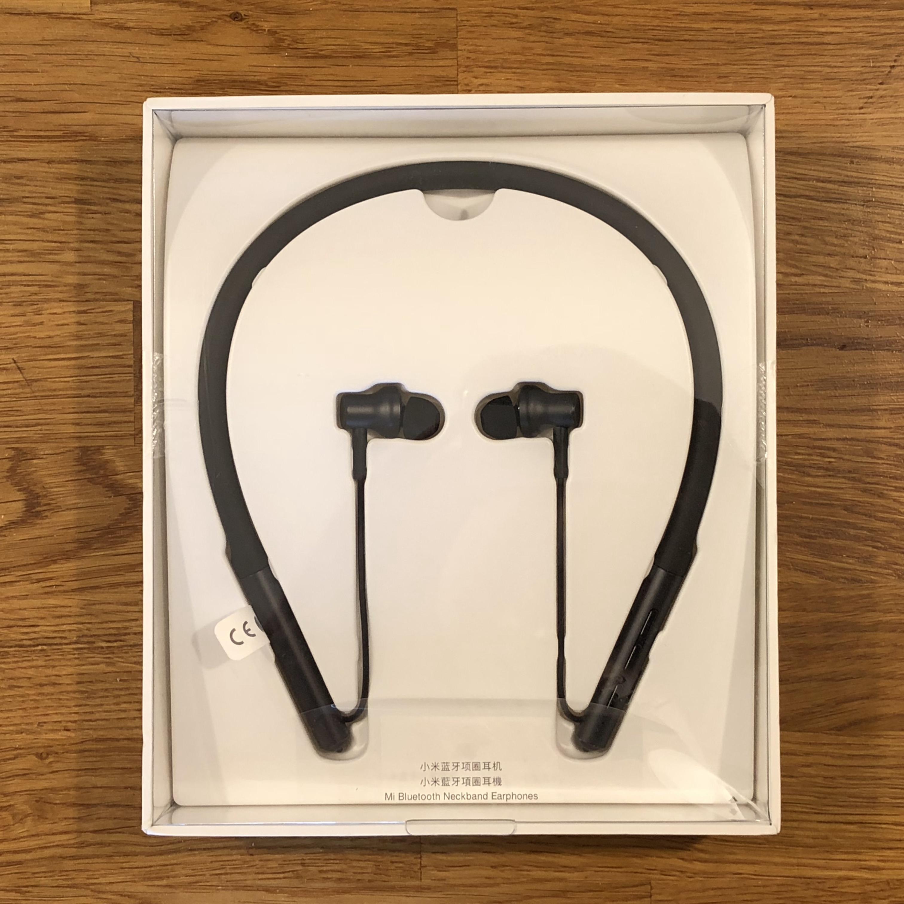 Mi Bluetooth Neckband Earphone