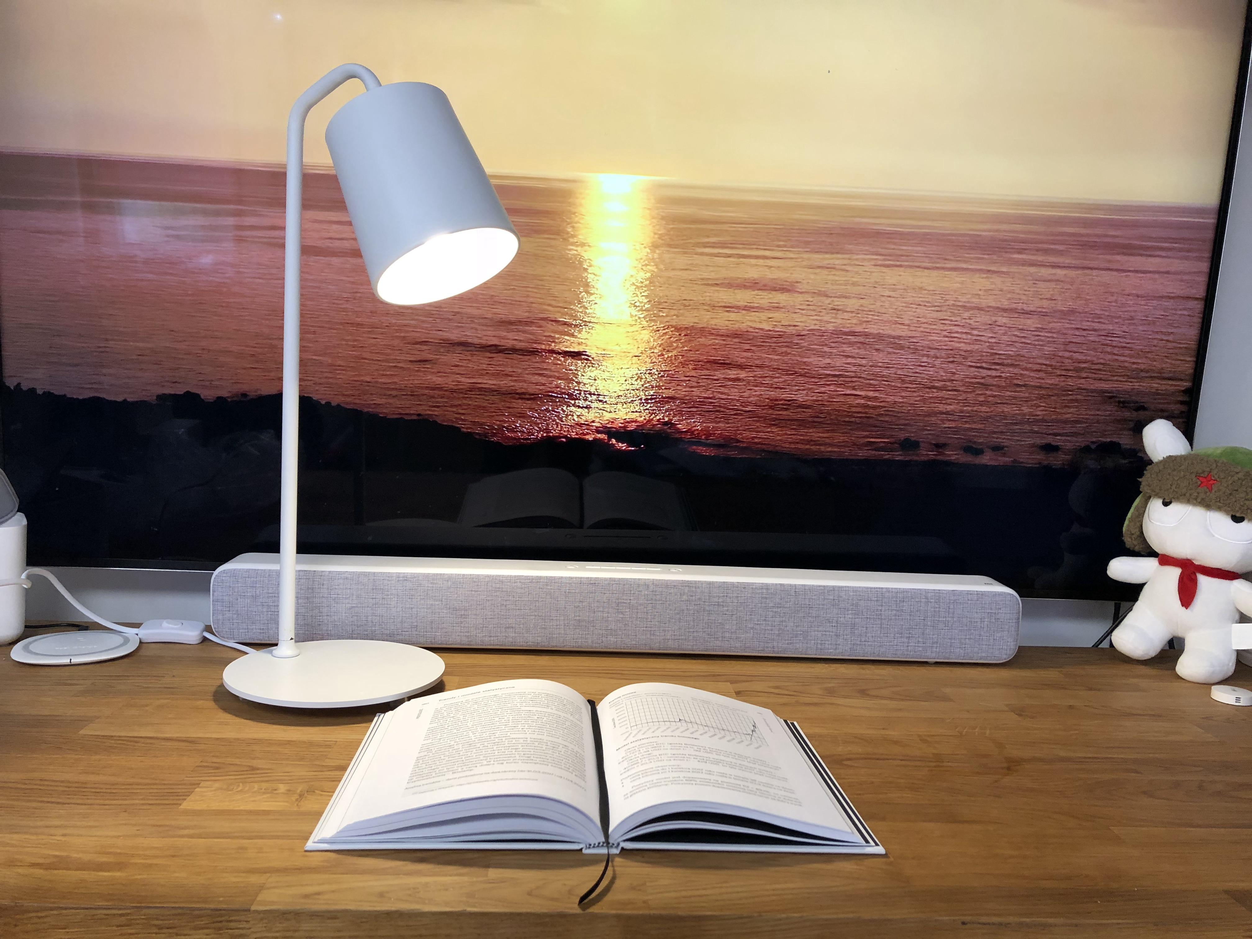 EXLUMUM bordlampe
