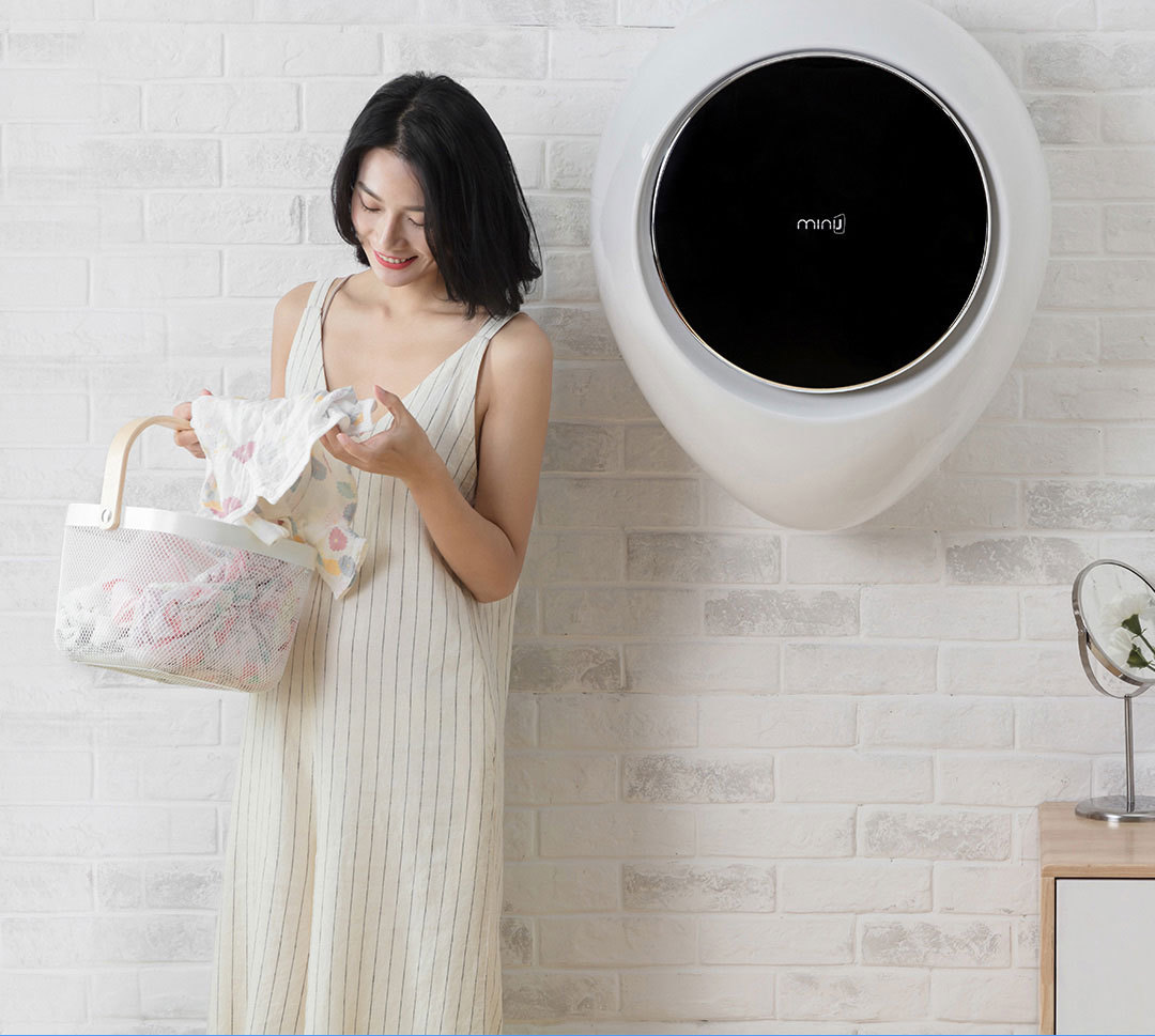 Xiaomi wall washing machine