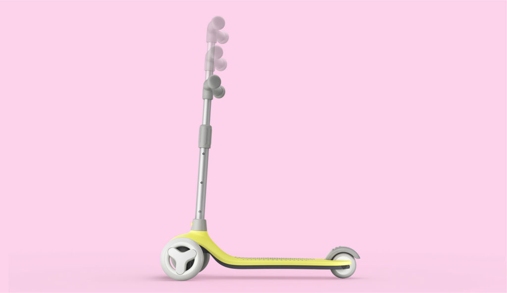 Сяоми MITU Mini Scooter