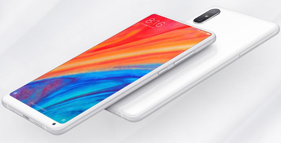 Xiaomi Mi Mix 2s haben eine noch bessere Kamera