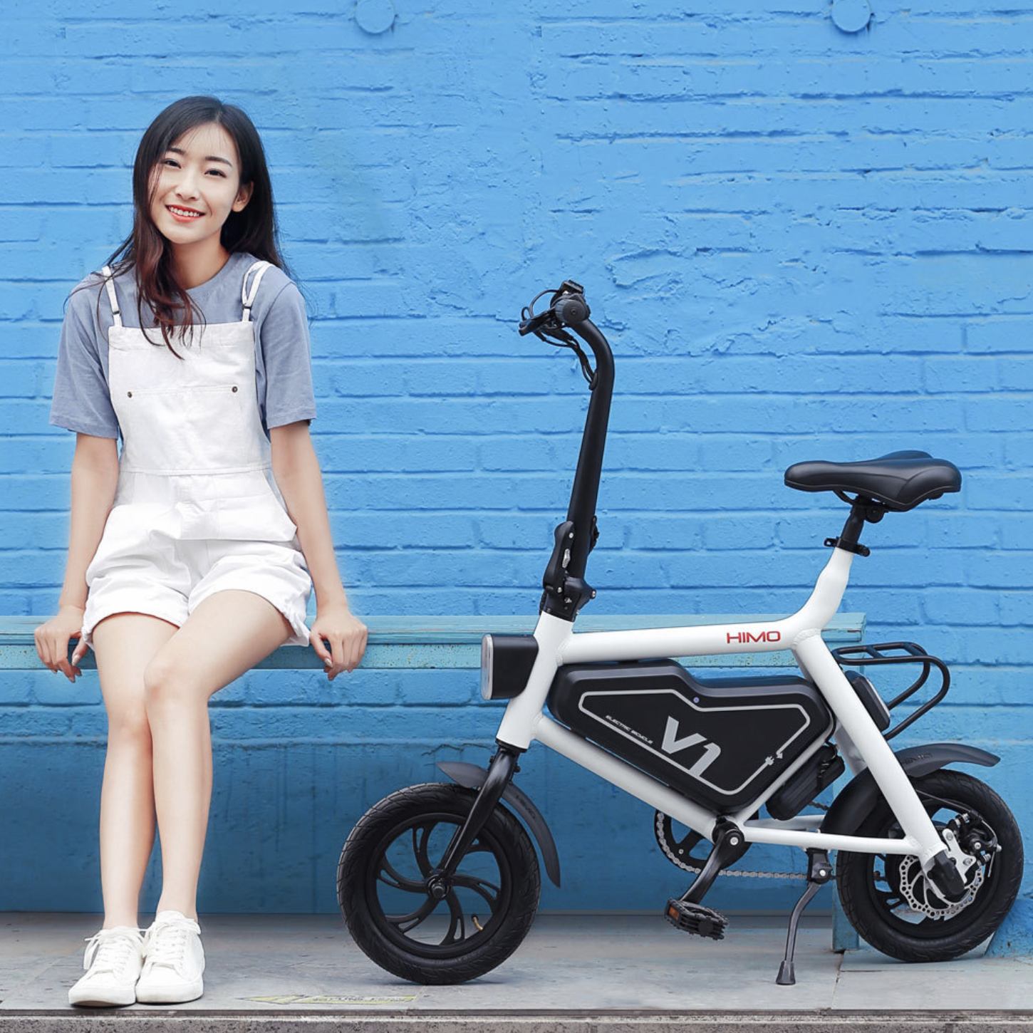 xiaomi himo electric bicycle. Black Bedroom Furniture Sets. Home Design Ideas