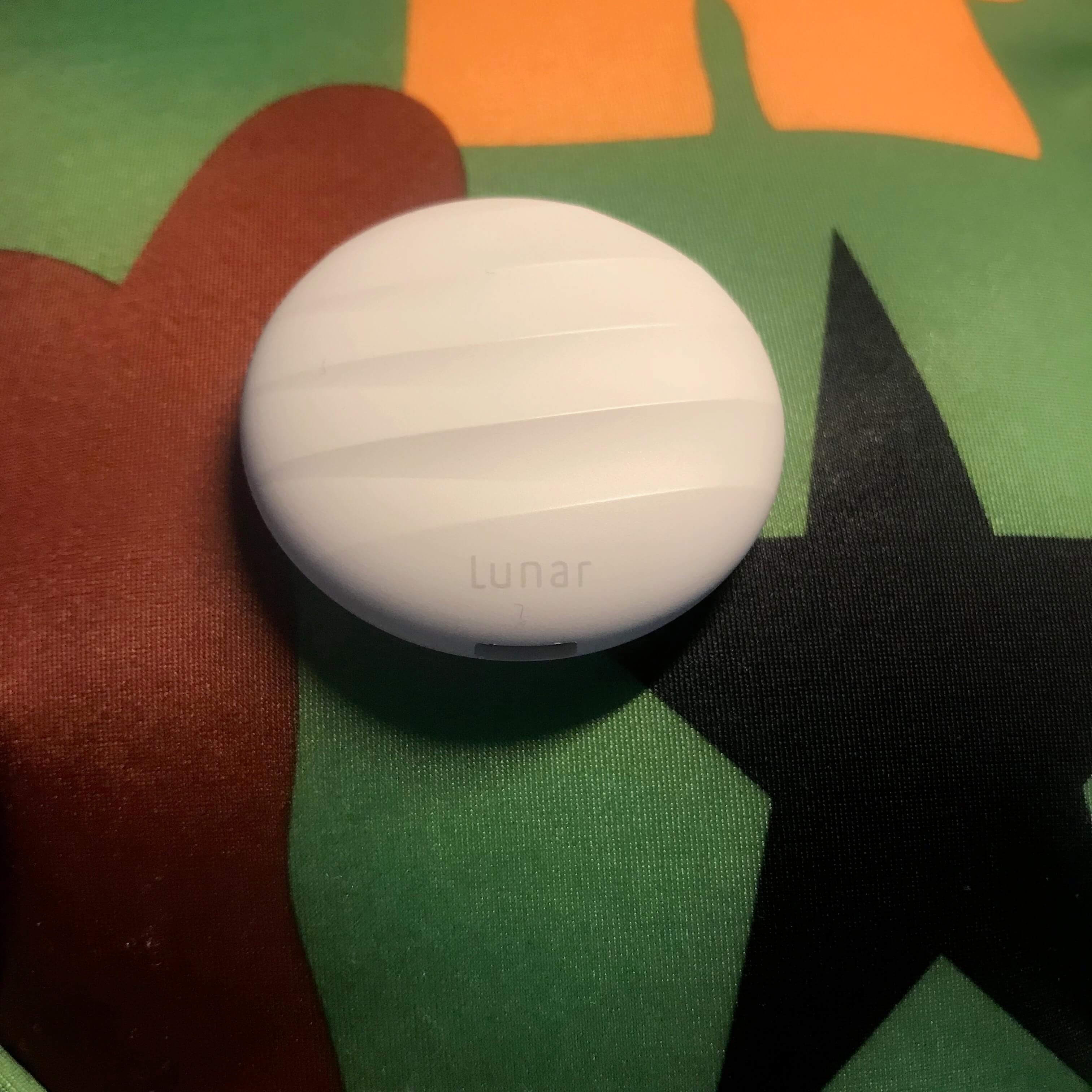 Lunar Sleep Sensor