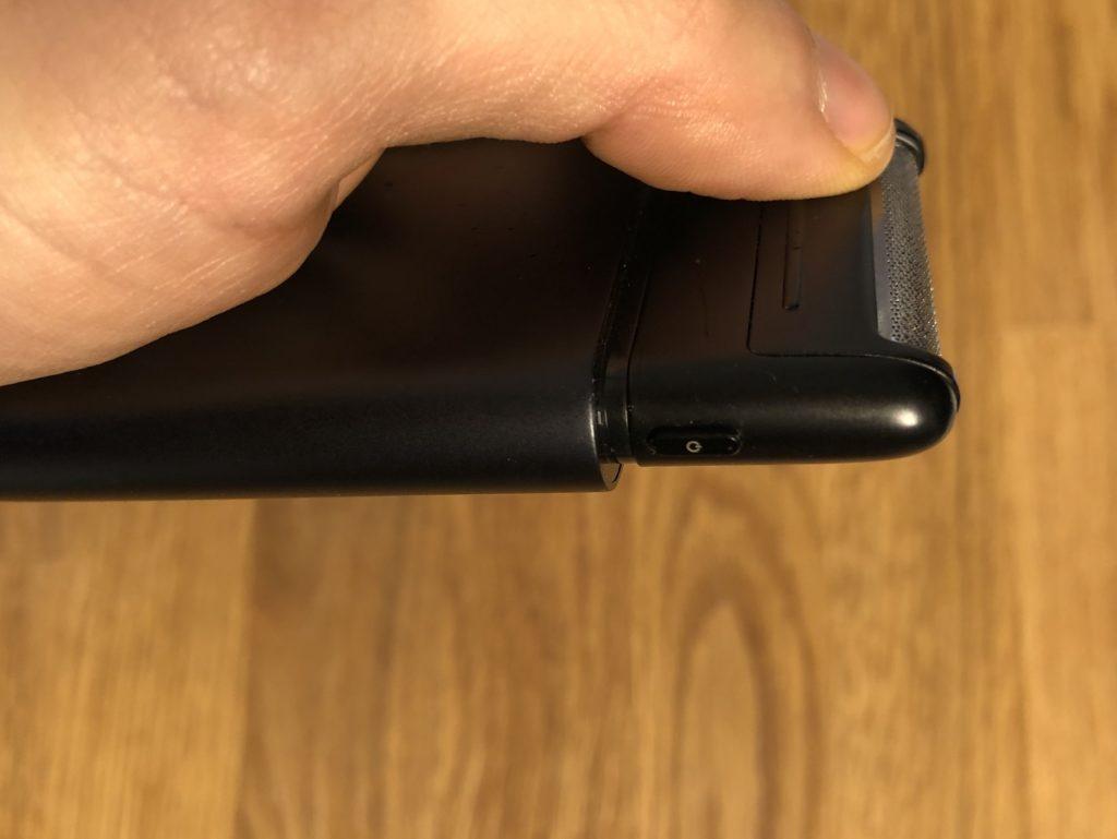Xiaomi elektrisk barbermaskin