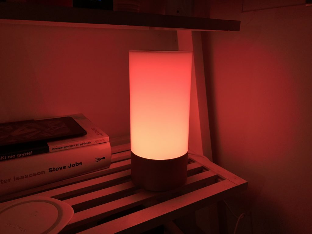 Lampe de chevet Xiaomi WiFi