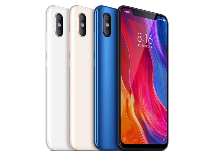 Demand for Xiaomi Mi 8 has dropped, there is no problem with availability