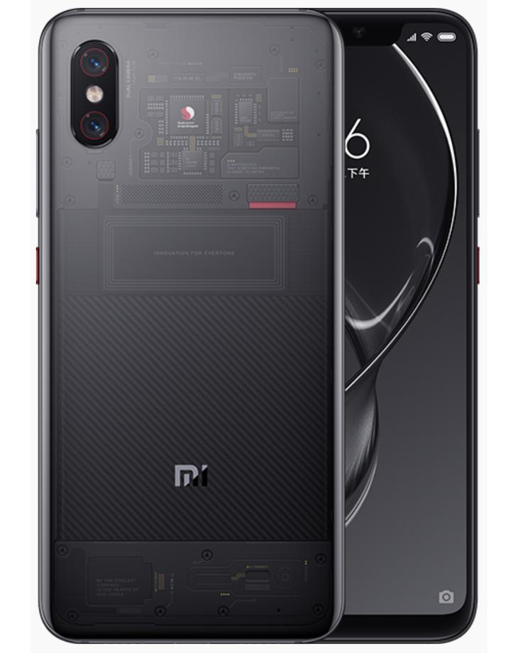 Xiaomi Mi8 Explorer, гэта падробка? aaXiaomi Mi8 Explorer, гэта падробка?