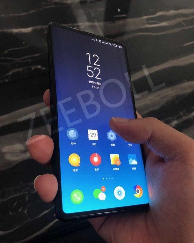 Xiaomi Mi Mix 3 deyil