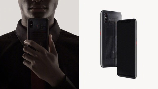 Xiaomi Mi 8 Explorer Edition from today on sale