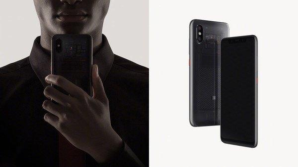 Xiaomi Mi 8 Explorer Edition a partir de hoy en venta