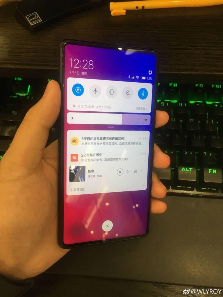 Xiaomi Mi Mix 3 aflevering 4