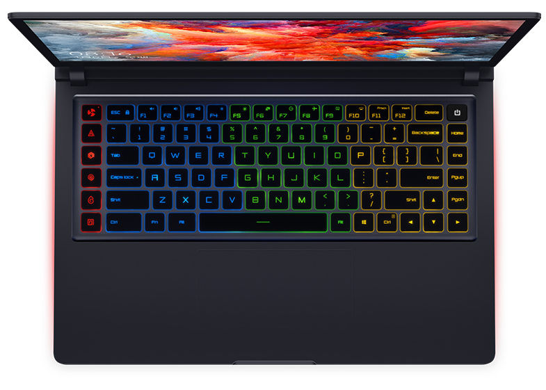 New Xiaomi gaming laptops