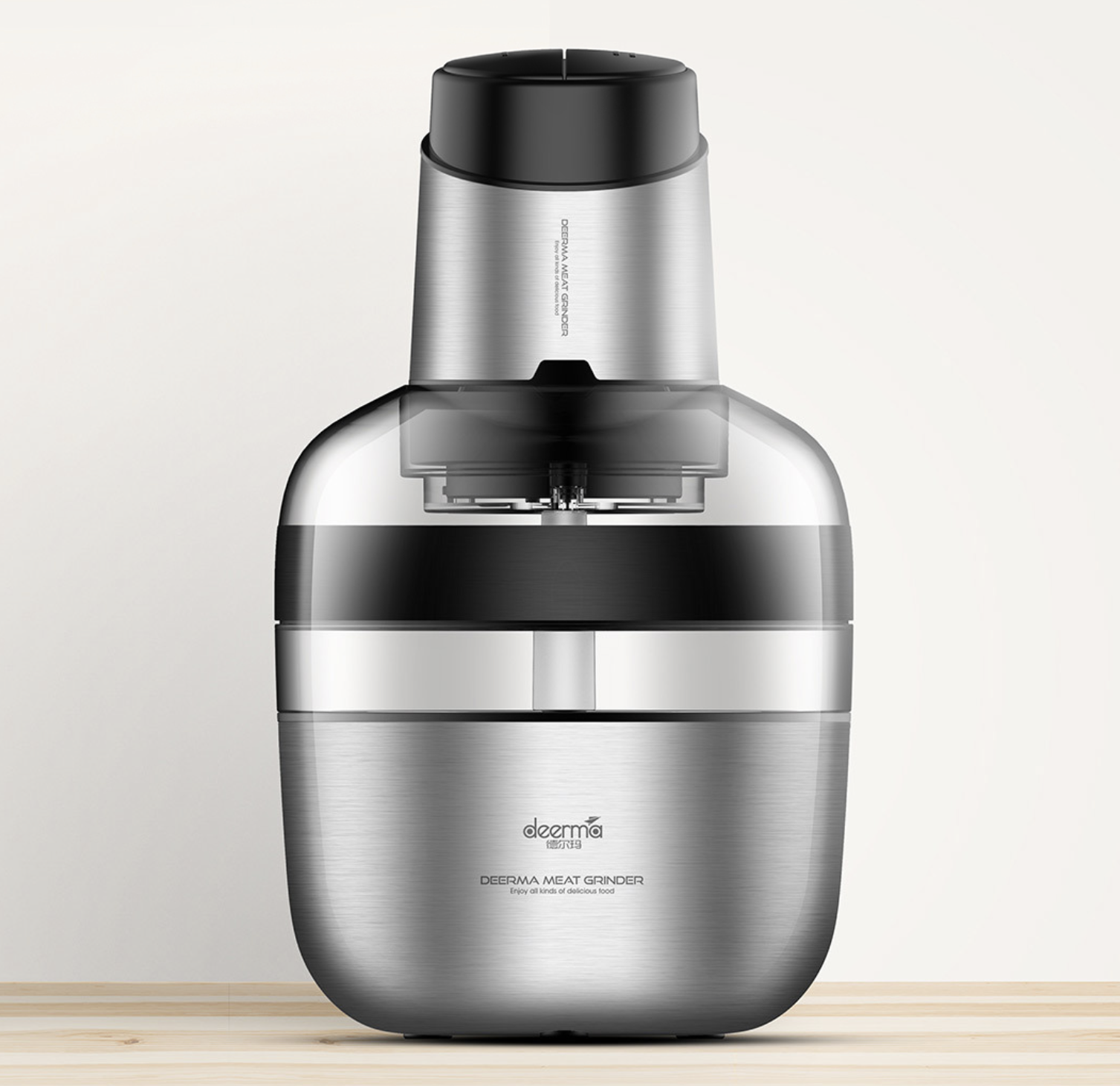 Xiaomi together with the company Deerma presents a new blender
