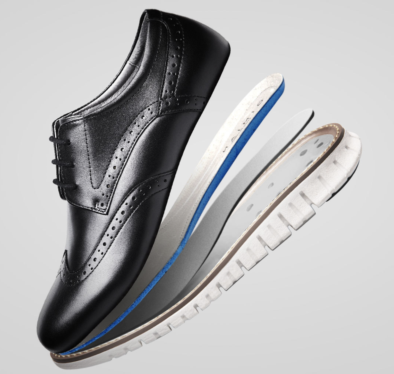 A bit more elegant shoes from Xiaomi and Qimian