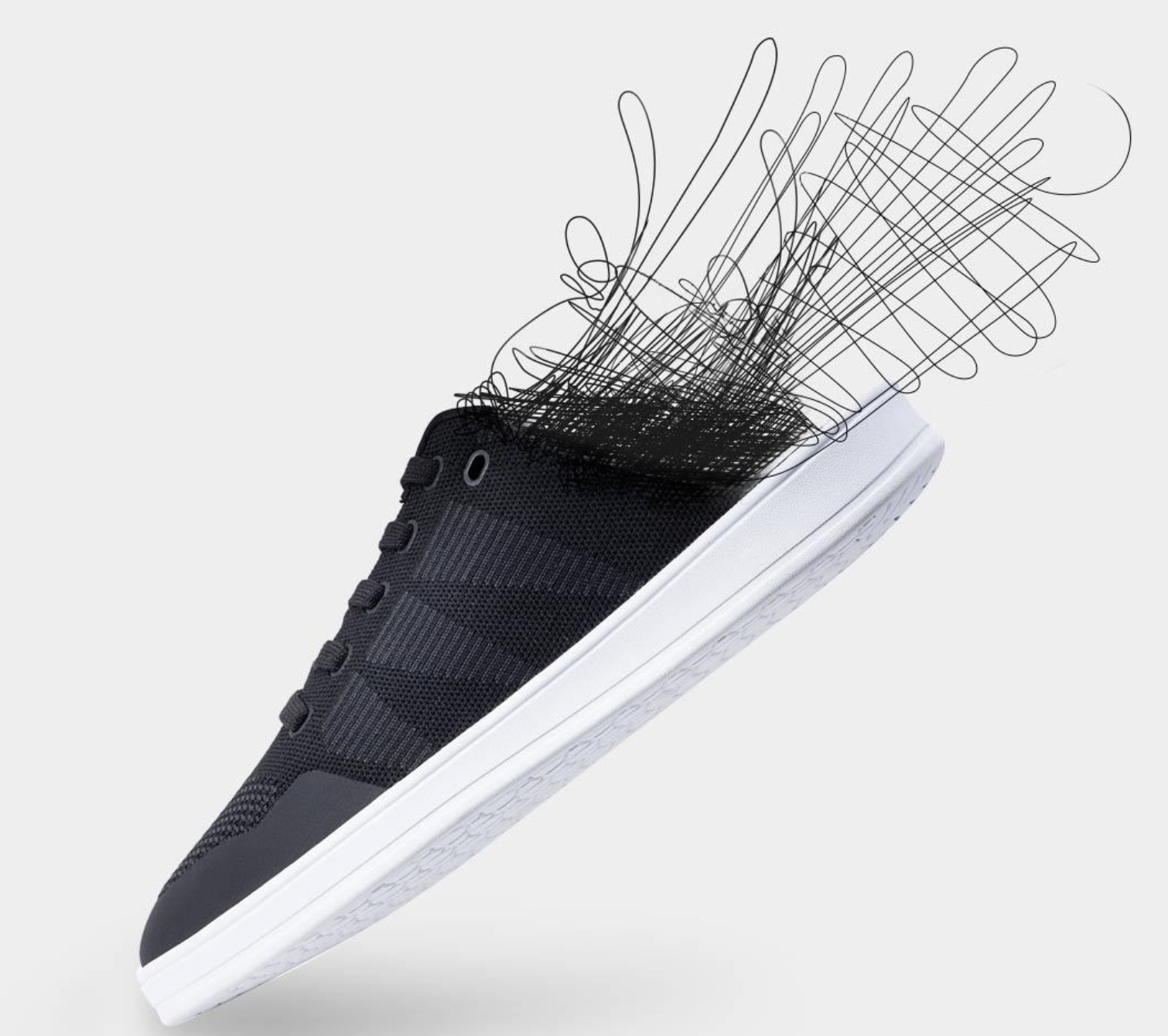 Xiaomi presents ultra-light shoes without seams