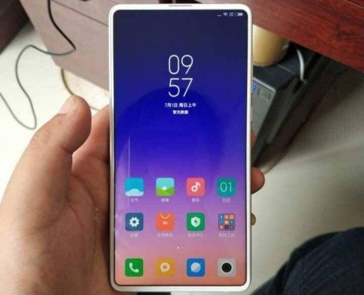 Xiaomi Mi Mix 3 odcinek 4