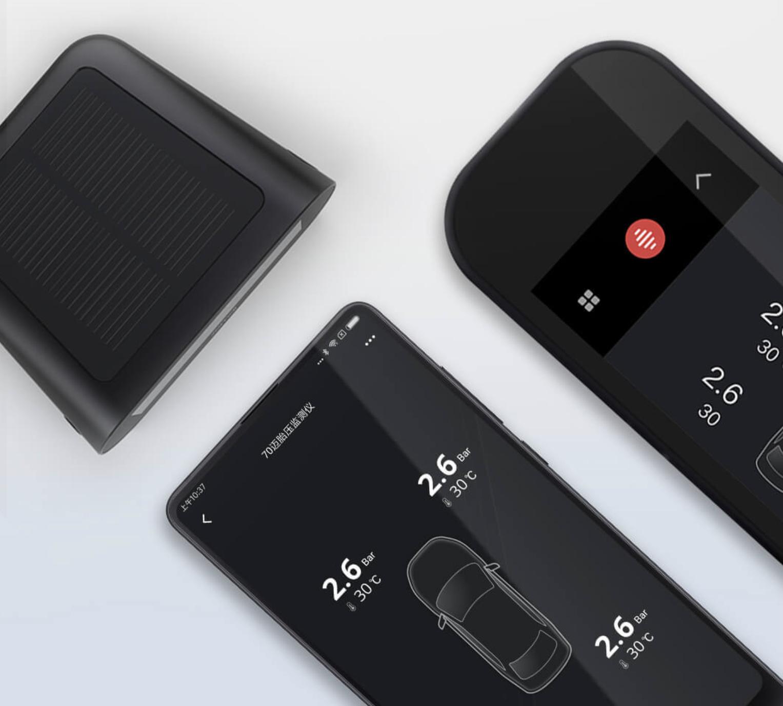 Xiaomi Mijia 70Mai sensor tekanan ban