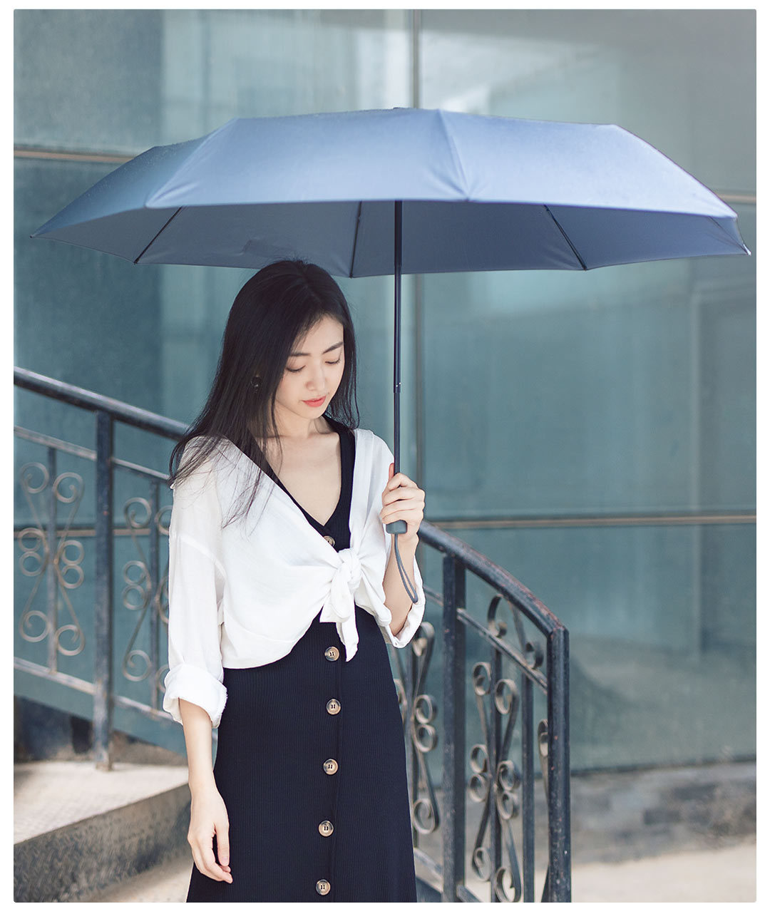 A new umbrella from Xiaomi and 90Fun