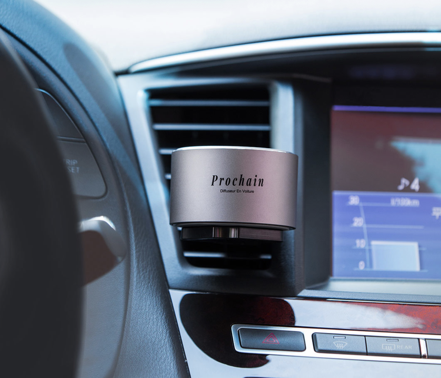 Xiaomi introducerer to air fresheners til bilen