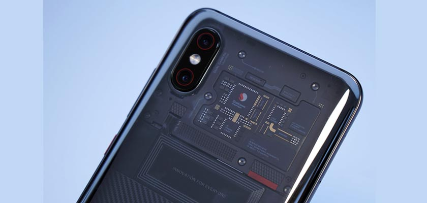 The official launch date for the Xiaomi Mi 8 Explorer Edition