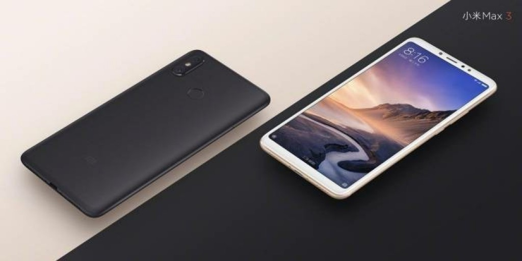 Xiaomi Mi Max 3 vs Mi Max 2
