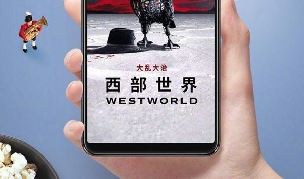 Rasmiy rasmlar + qutisida Xiaomi Mi Max 3