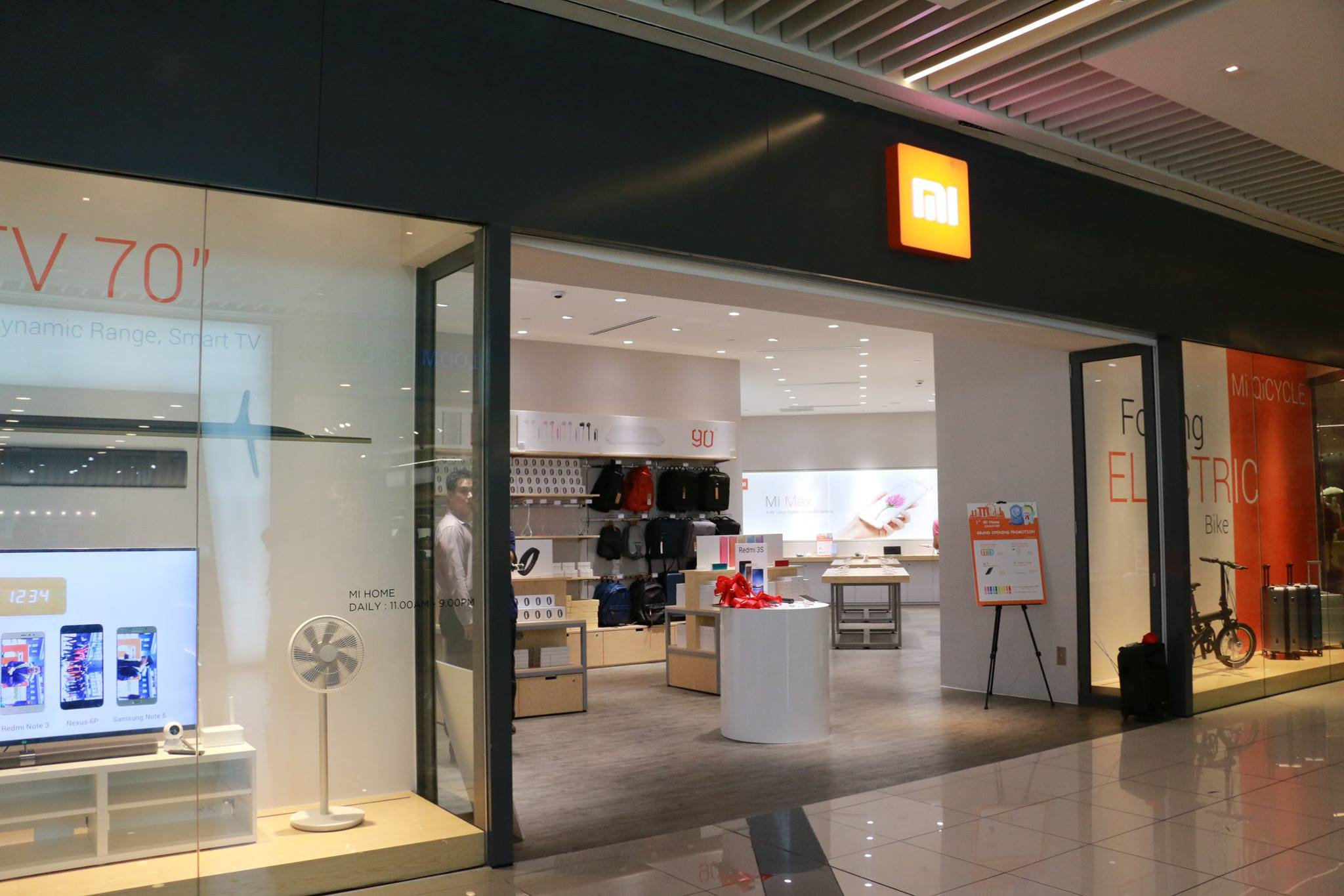 Today, Xiaomi has opened an official store in Israel