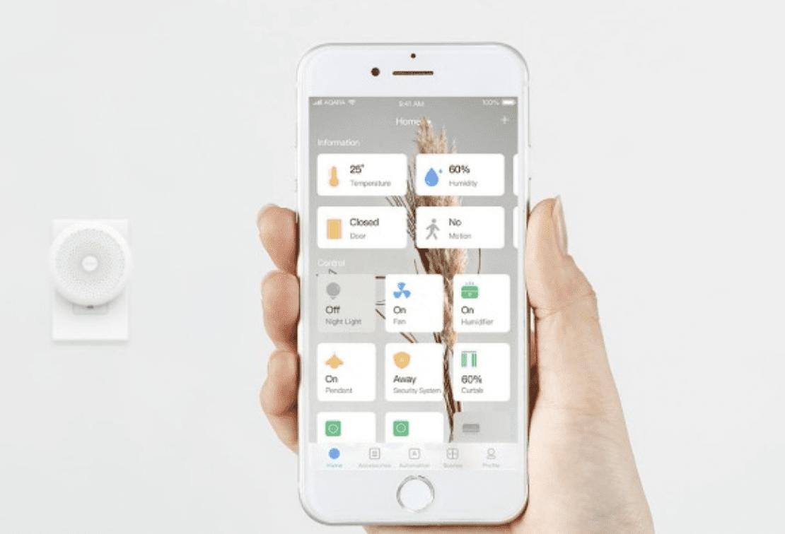 Nhà thông minh từ Xiaomi phục vụ Apple Homekit có sẵn để mua!