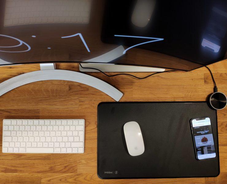 Xiaomi Smart Mouse Pad MIIIW MWSP018