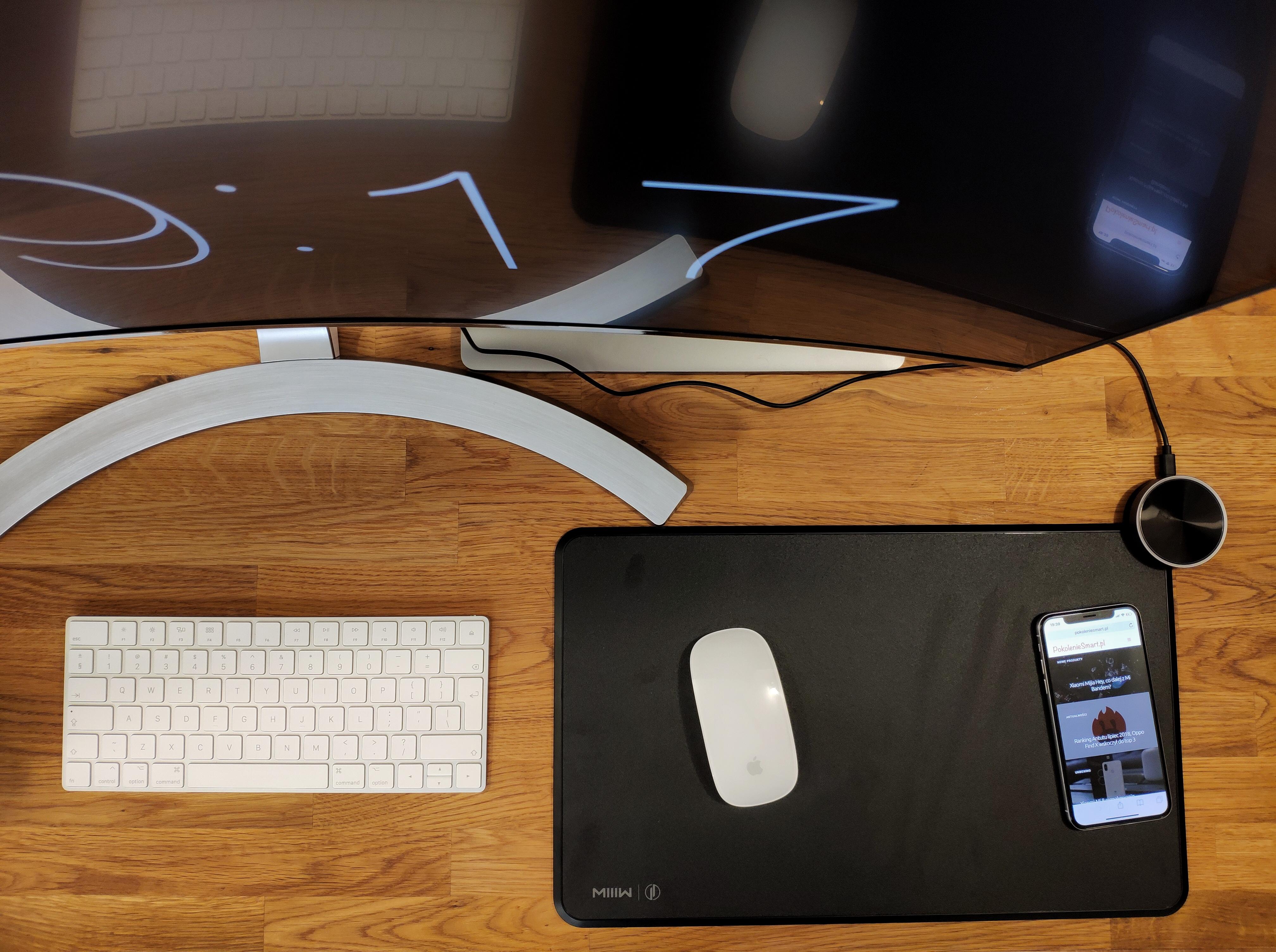 Xiaomi Akıllı Mouse Pad MIIIW MWSP018