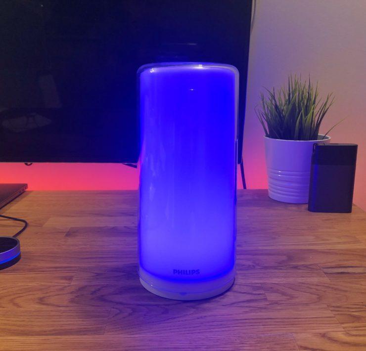 Xiaomi PHILIPS Zhirui Smart Bedside Lamp