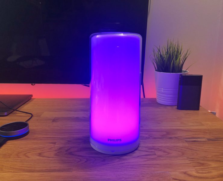 Xiaomi PHILIPS Zhirui Smart Bedside Lamp