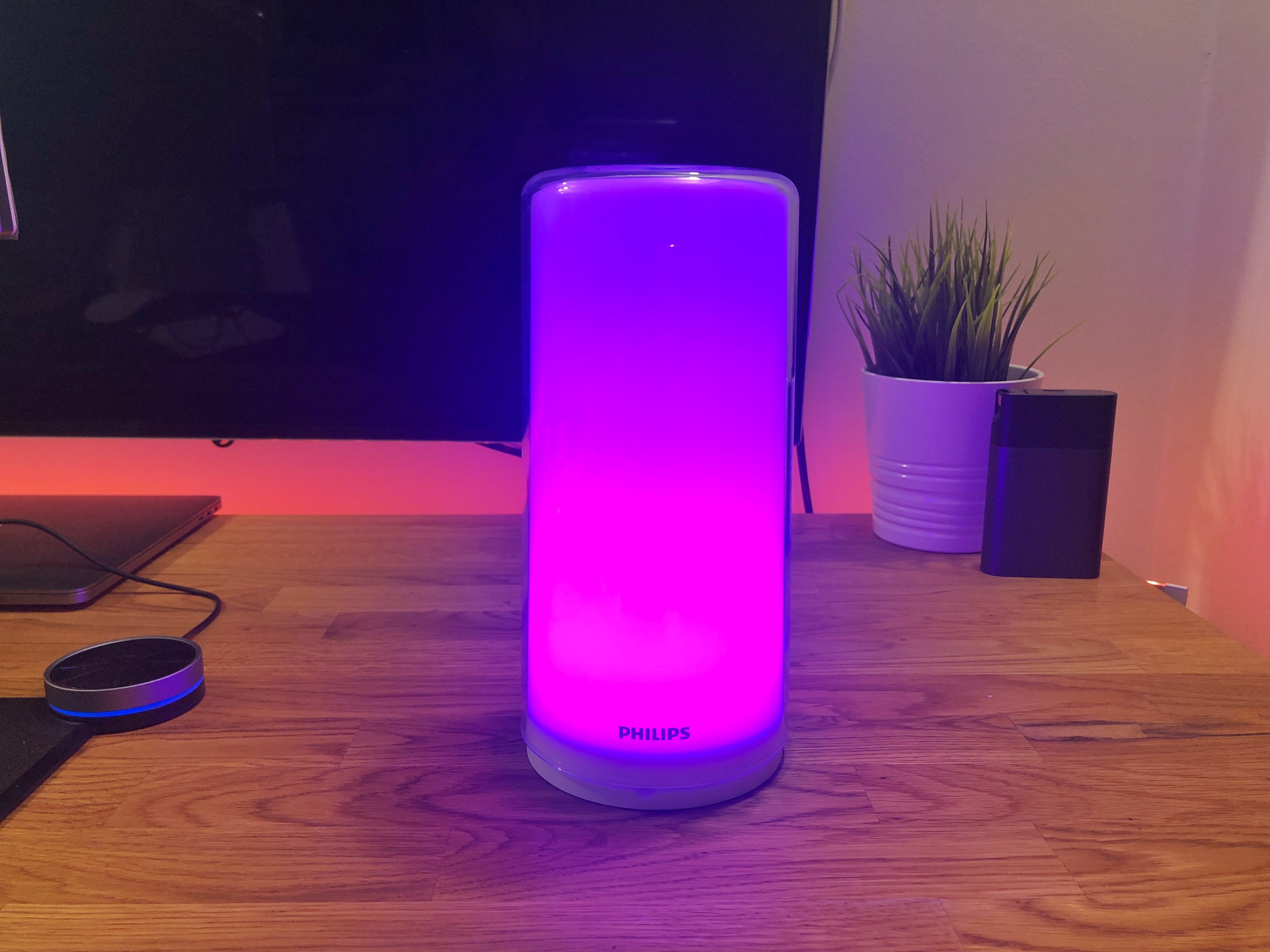 Xiaomi PHILIPS Zhirui Smart Nachttischlampe