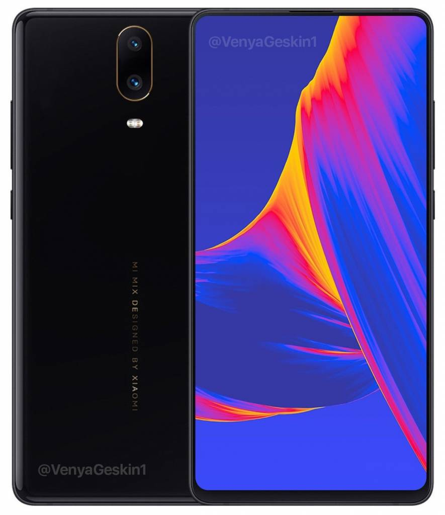 Xiaomi Mi Mix 3 obtains the MIIT certificate